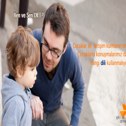 Çocuklarımızla Kuduğumuz İlişkide Konuşma Uslubunun Önemi