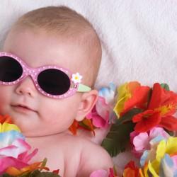 Bebeğimiz ile  Deniz ve  Havuz Keyfi