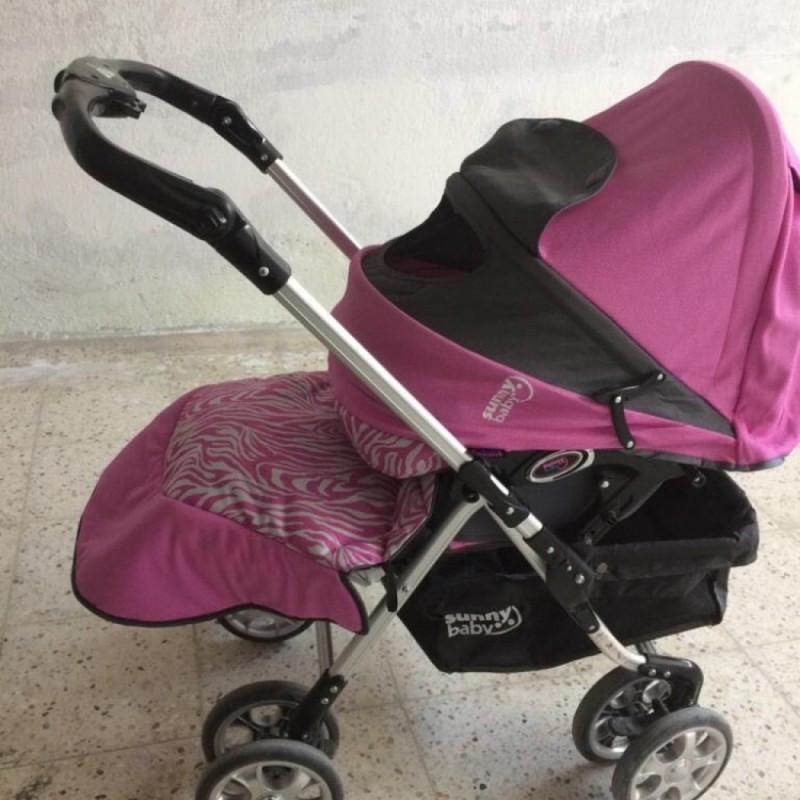 Sunny Baby Adonis bebek arabası