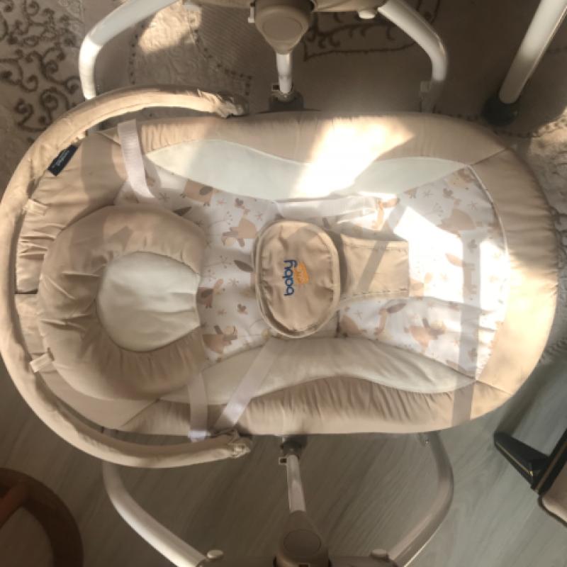 Babyplus comfort otomatik salıncak