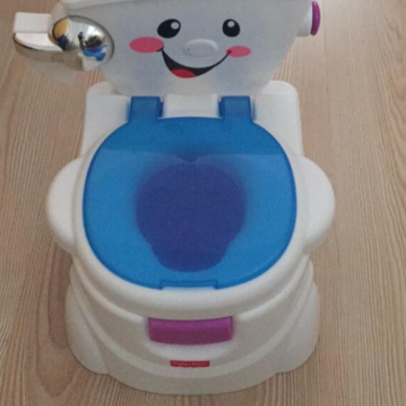Hiç kullanılmadı konuşan tuvalet