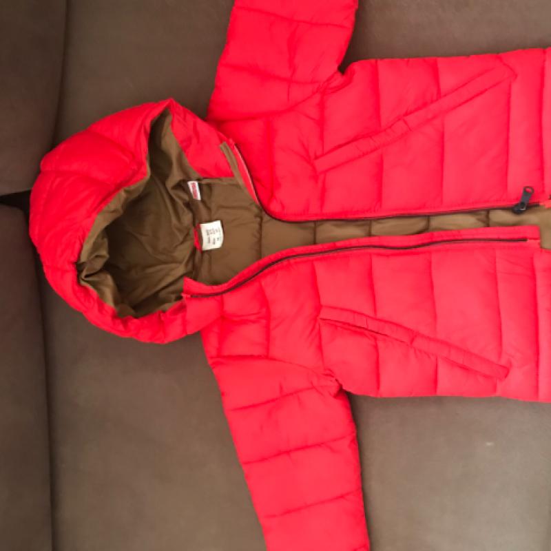Zara 2-3 yaş kışlık mont